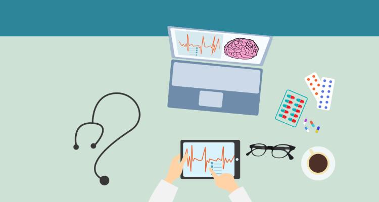 IoT untuk memonitor kesehatan