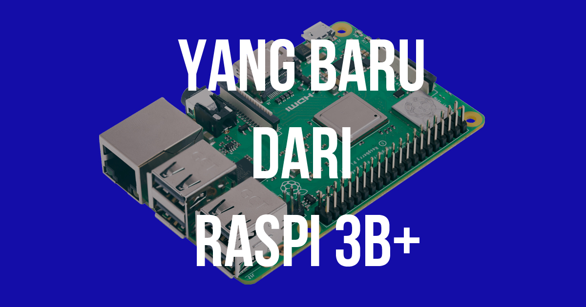 review raspberry pi 3B+