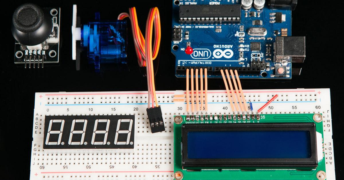 cara kerja dari mikrokontroller