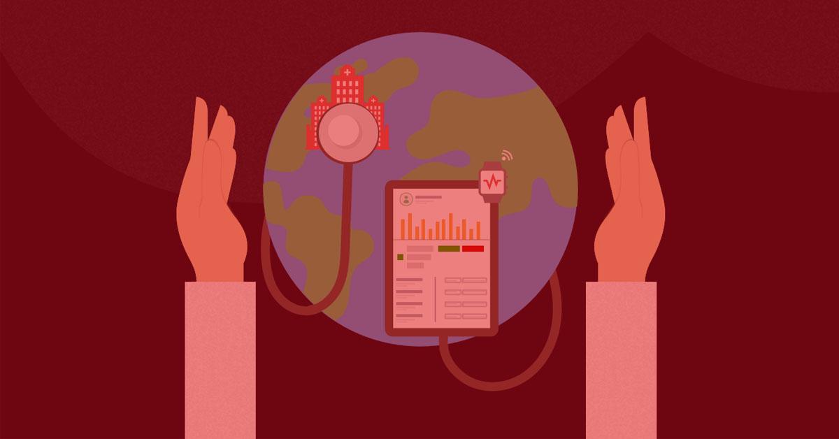 internet of things di bidang kesehatan