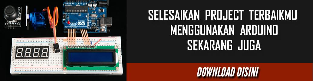 Tutorial Lengkap Arduino Bahasa Indonesia