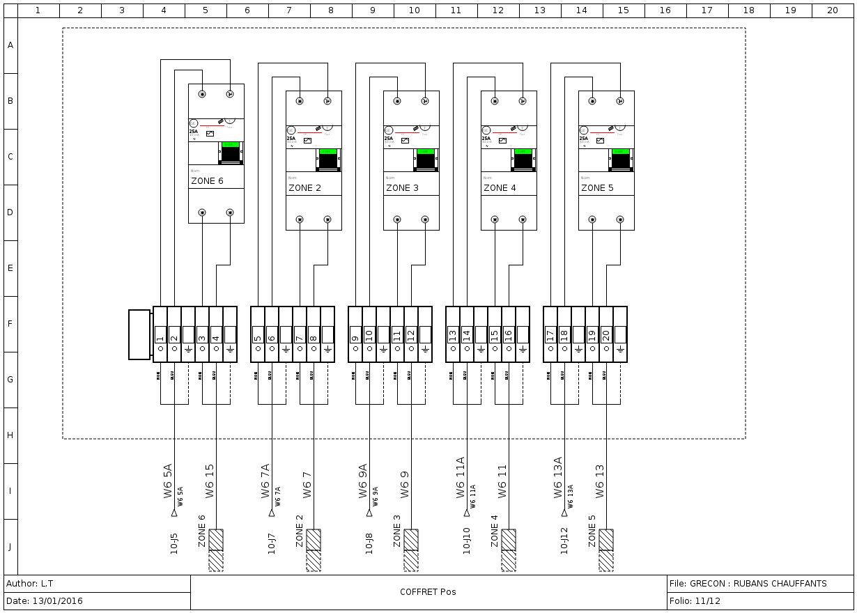 QElectroTech - Software Simulasi Belajar Kelistrikan