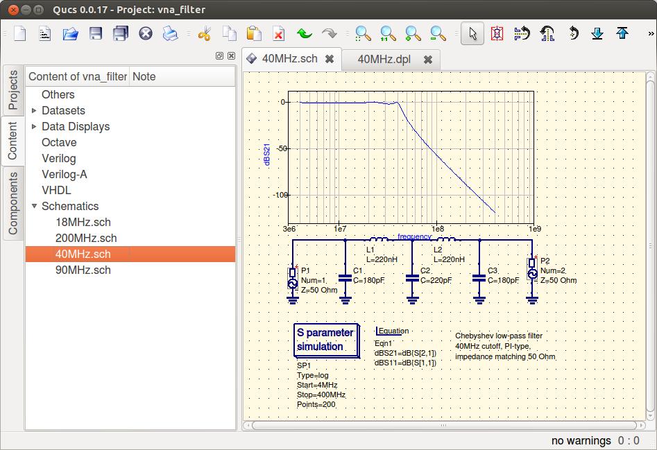 QUCS - Software Simulasi Belajar Kelistrikan