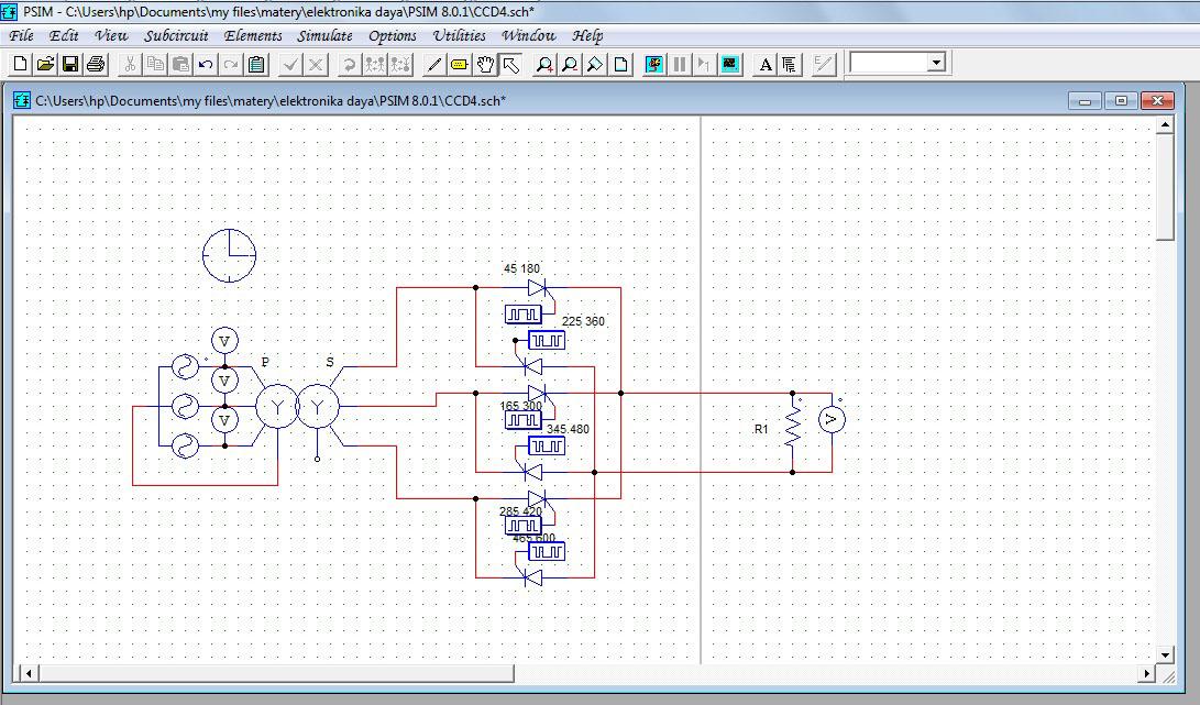 psim - software simulasi belajar mekatronika
