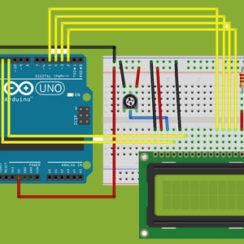 Cara Memasang LCD ke Arduino