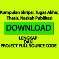 download skripsi teknik informatika