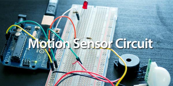 membuat pendeteksi gerakan di arduino