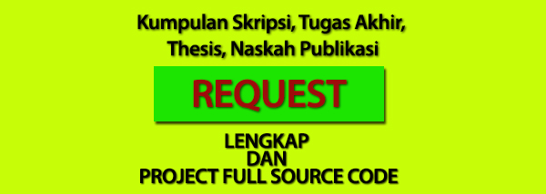 request download skripsi teknik informatika